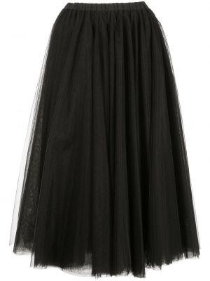 Czarna spódnica tiulowa Cynthia Rowley
