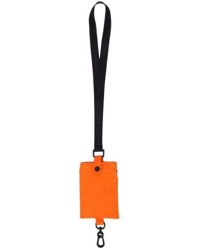 Оранжевая ключница Heron Preston