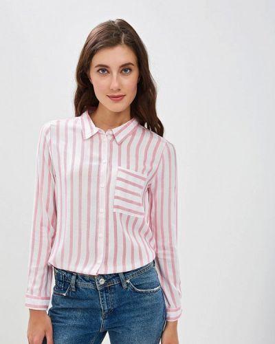Блузка с длинным рукавом розовый весенний Haily's