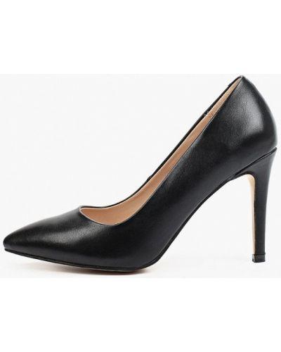 Черные резиновые туфли Diora.rim