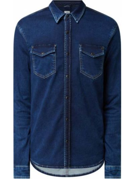 Koszula jeansowa - niebieska Pepe Jeans