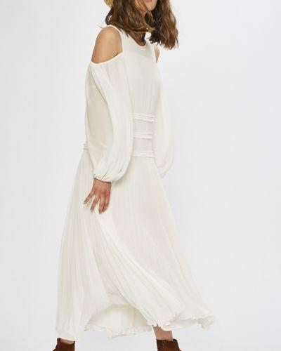 Платье макси однотонное прямое Miss Sixty