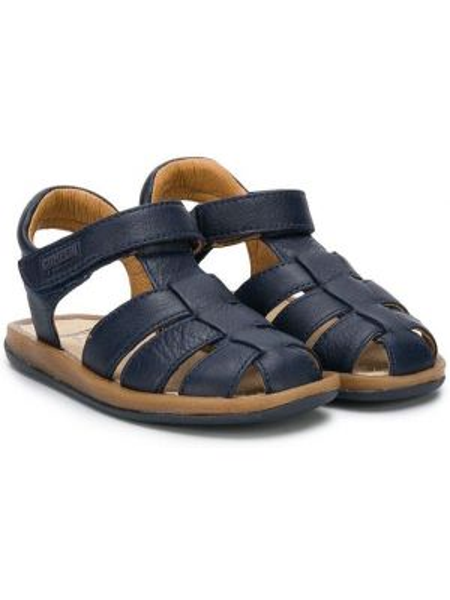 Сандалии с нашивками для обуви Camper