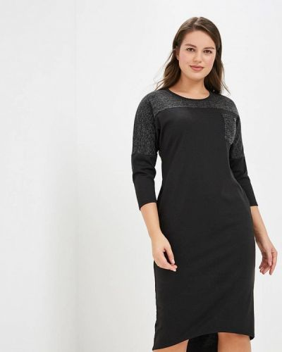 Платье осеннее прямое Sparada