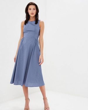 Сарафан синий Fashion.love.story