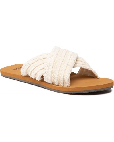 Beżowe sandały Billabong
