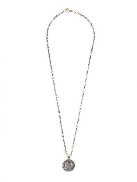 Naszyjnik ze srebra srebro Nialaya Jewelry