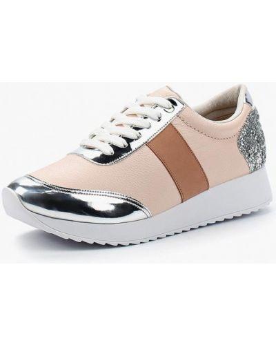 Розовые кроссовки Ekonika