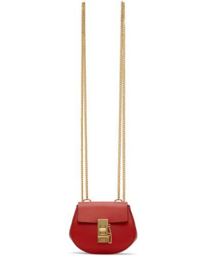 Czarny plecak z kieszeniami z łatami Chloe