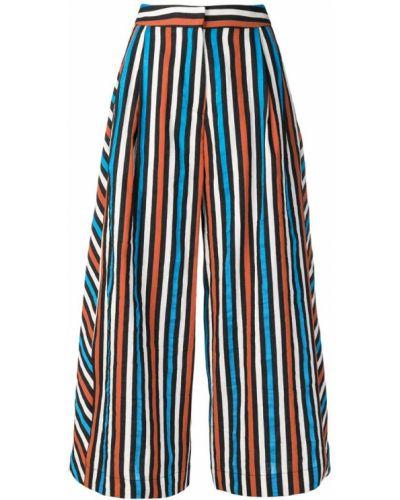 Укороченные брюки - коричневые Isa Arfen