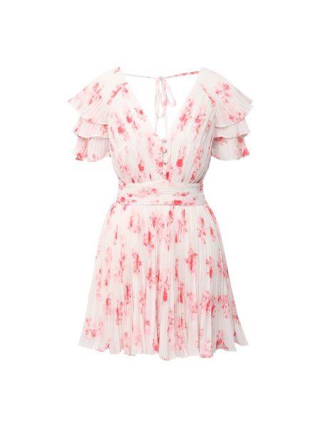Платье мини - розовое Self-portrait