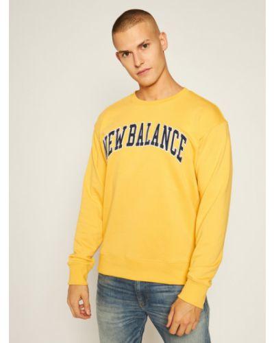 Bluza - żółta New Balance