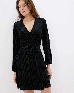 Платье с запахом осеннее Jacqueline De Yong