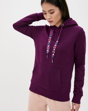 Фиолетовое худи Fresh Made