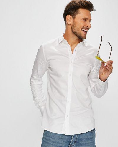 Рубашка с длинным рукавом однотонная Only & Sons