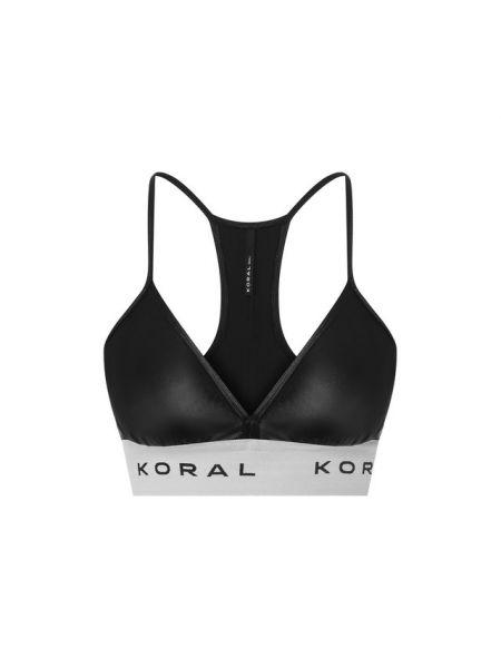 Спортивный топ - черный Koral