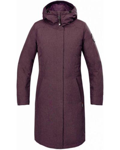 Пальто с капюшоном на молнии пальто Red Fox