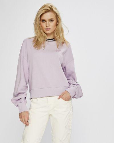 Фиолетовая кофта с капюшоном Lee