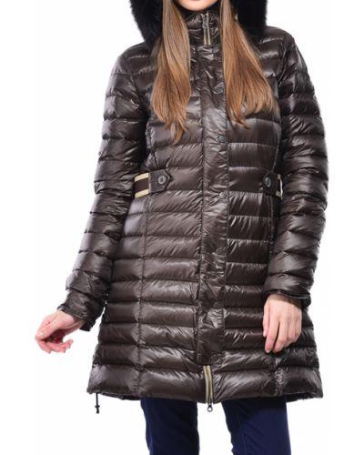 Куртка осенняя коричневая Duvetica