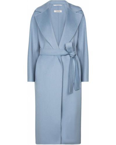 Синее шерстяное пальто 's Max Mara