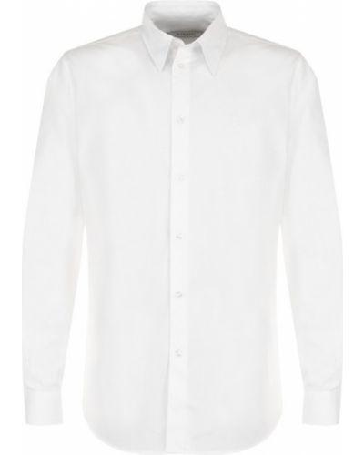 Белая рубашка хлопковая Givenchy