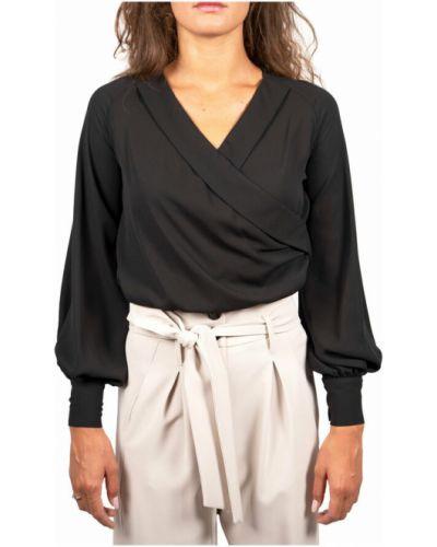 Czarna bluzka Hanita