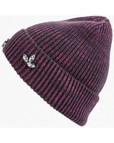 Фиолетовая шапка осенняя Freespirit