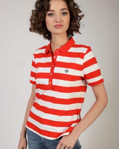Хлопковая блузка Gant