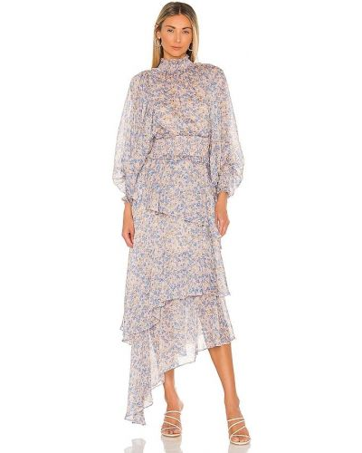 Шифоновое платье Elliatt