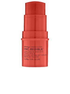 Bezpłatne cięcie światło markowe pomarańczowy tint do ust Inc.redible