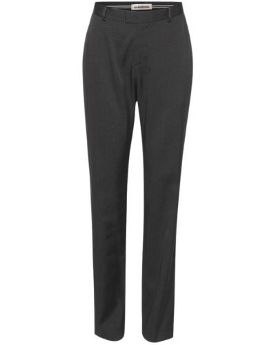 Czarne spodnie Custommade