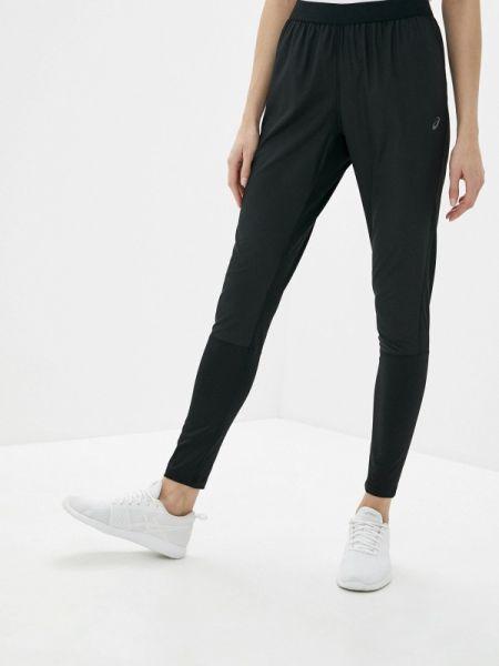 Спортивные черные спортивные брюки Asics