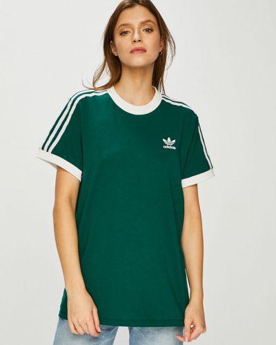 Футболка зеленый Adidas Originals