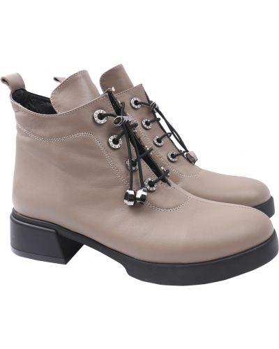 Кожаные ботинки Guero