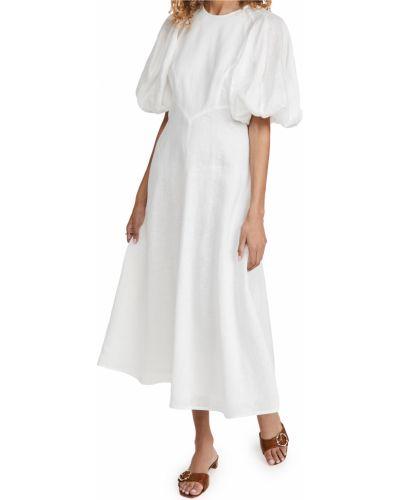 Sukienka midi bawełniana Zimmermann