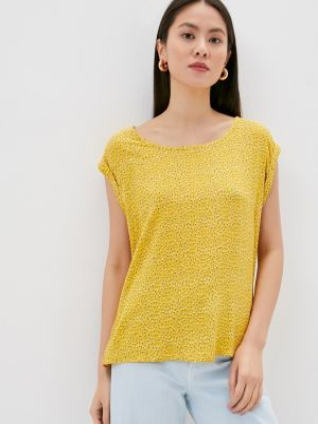 Желтая блузка Fresh Made