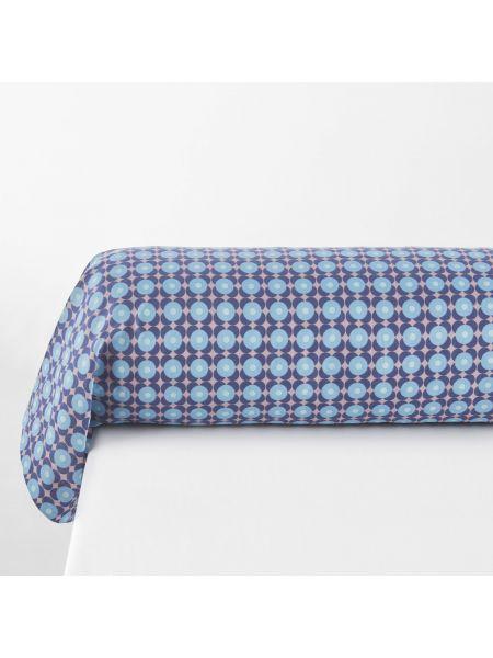 Наволочка на подушку-валик с рисунком La Redoute Interieurs