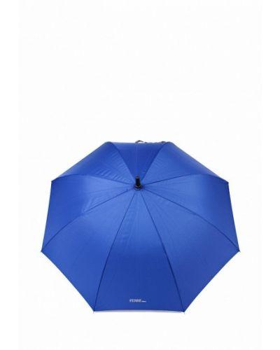Синий зонт-трость Gf Ferre