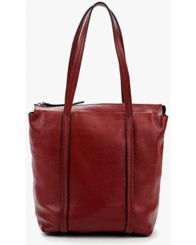Красная сумка Fabretti