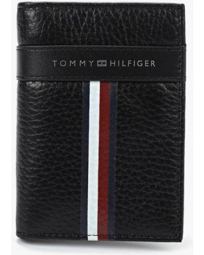Визитница черная Tommy Hilfiger