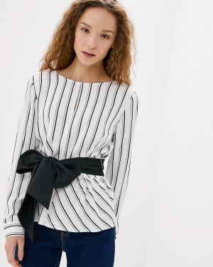 Блузка с длинным рукавом белая Vilatte