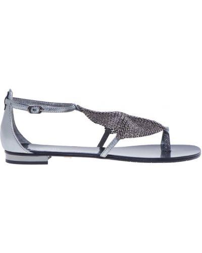 Sandały skorzane eleganckie Lola Cruz