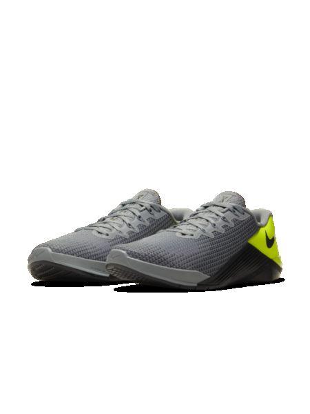 Półbuty z wzorem szary Nike