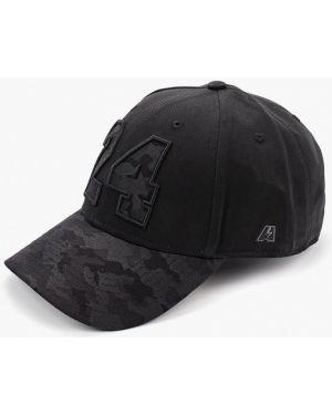 Бейсболка черная Atributika & Club™
