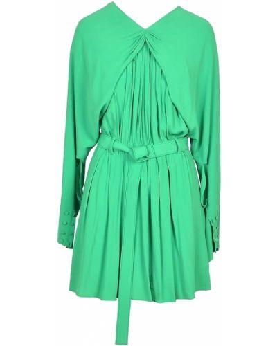 Zielona sukienka N°21