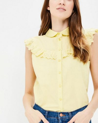 Желтая блузка Brave Soul