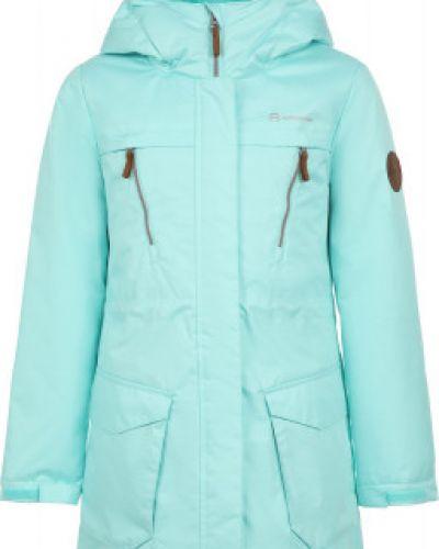 Теплая приталенная куртка на молнии Outventure