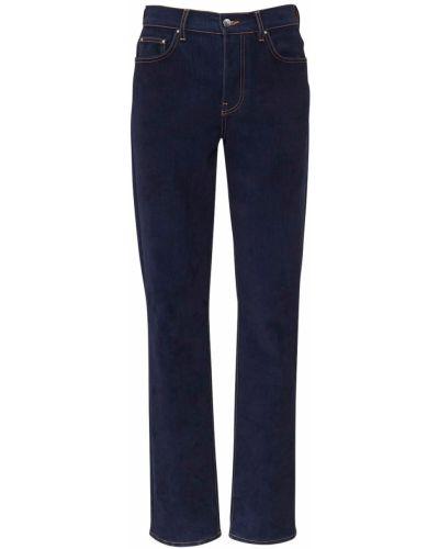 Хлопковые джинсы - синие Amiri