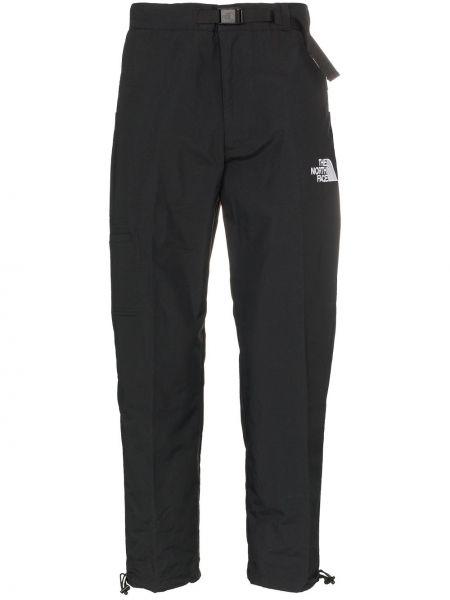 Klasyczne czarne spodnie klasyczne z paskiem The North Face Black Series