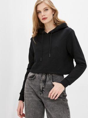 Черное худи Guess Jeans